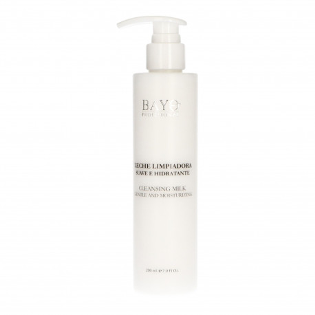 Cleansing Milk Gentle and Moisturizing 200 ml.