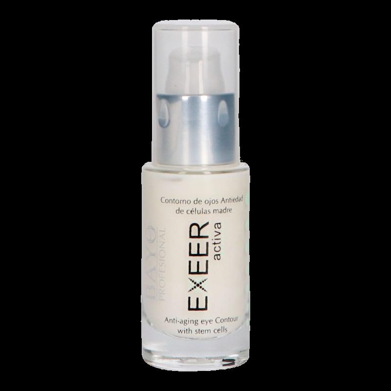Contorno de Ojos de Células Madre Exeer activa 15 ml. Bayo profesional