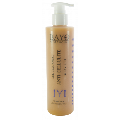 iYi Body Cream Anti-cellulite.