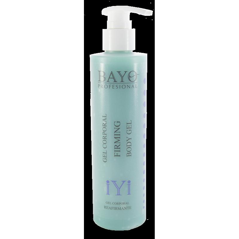 iYi Body Cream Firming with Collagen/elastine 200ml. de BAYO profesional. Crema reafirmante corporal
